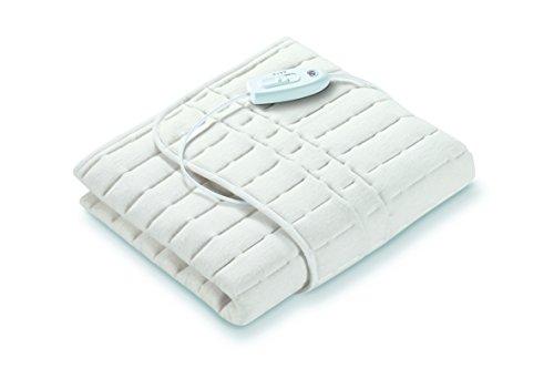 Sanitas SWB 30 Wärmeunterbett, Sicherheitssystem, 3 Temperaturstufen, Kompaktgröße 130 x 75 cm