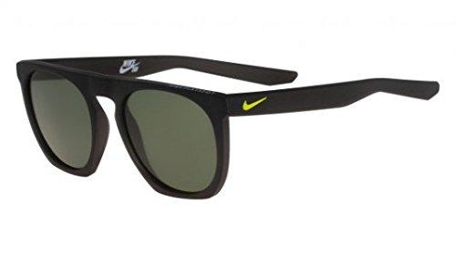 Nike Herren Flatspot E 330-52-20-145 Sonnenbrille, Schwarz, 52