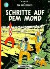 SCHRITTE AUF DEM MOND: Schritte Auf Den Mond (Tintin Allemand) por Hergé