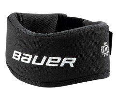 BAUER NG NLP7 Core Neckguard Collar - blk - Yth. -
