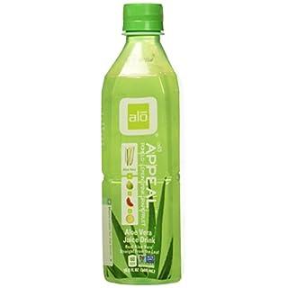 Alo Appeal Aloe, Pomelo, Pink Grapefruit and Lemon 500 ml (Pack of 12)