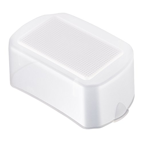 Neewer White Flash Blitz Diffusor Systemblitz Aufsteckblitz Kompaktblitze Softbox für Neewer NW561 NW562 NW565 NW620 NW630 Blitz Speedlite