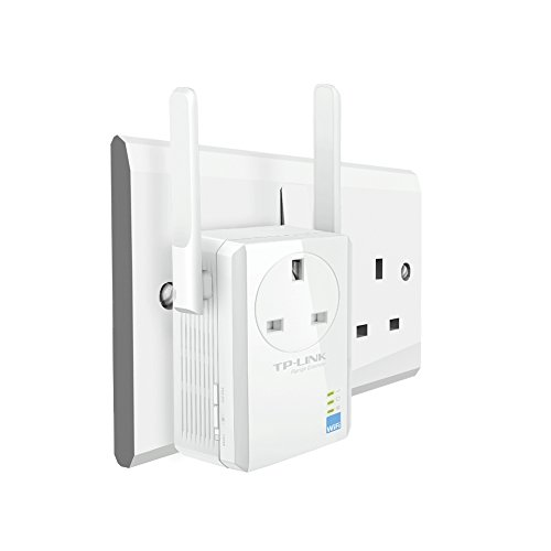 TP LINK TL WA860RE IEEE 802.11n 300 Mbps Wireless Range Extender   ISM Band   Wall Mountable