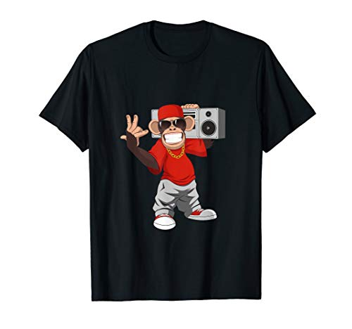 e Boombox T-Shirt ()
