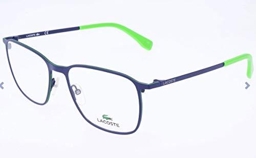 Lacoste L2233 Lacoste Brillengestelle L2233 Rechteckig Brillengestelle 53, Blau
