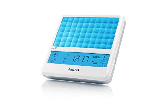 Philips HF3330/01 goLITE BLU Lichttherapiegerät (250 Lux, ohne UV Strahlung) weiß