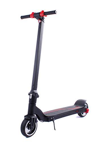 E-Scooter Speed, 350 Watt E-Motor, 8 Ah-Akku, 26 km/h, 25 Kilometer Reichweite, nur 11,6 kg, Elektroroller, E-Roller, E-Tretroller, Produktvideo
