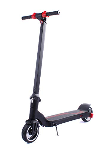 elektro mofas E-Scooter Speed 30 km/h Leistungstarker Elektroroller E-Roller Elektro Roller E Tretroller 350 Watt, 8,0 AH
