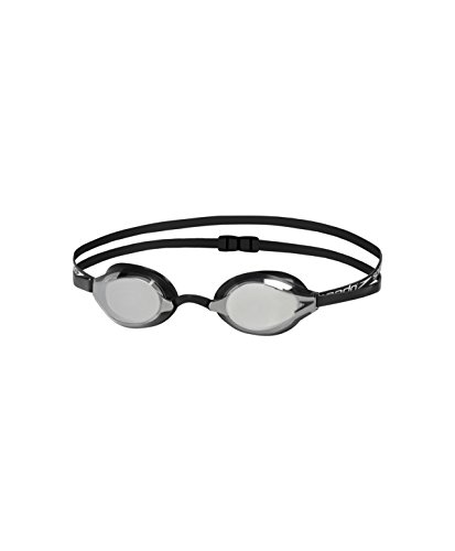 Fastskin Erwachsene Speedsocket 2 Mirror Goggles, Black, One Size