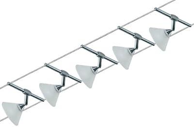 Paulmann COLMAR 105 Seilsystem (Halogen Deckenleuchte) von Paulmann Leuchten bei Lampenhans.de