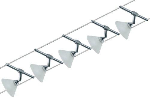 Paulmann COLMAR 105 Seilsystem (Halogen Deckenleuchte)