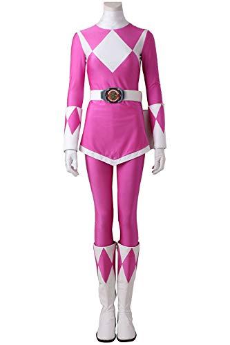MingoTor Superheldin Outfit Cosplay Kostüm Damen XL