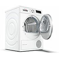 Bosch WTM85230GB Extra Energy Efficient Freestanding Condenser Heat Pump Tumble Dryer 8kg White