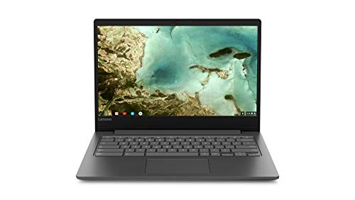 Lenovo Chrome S330-14 Chromebook convertible 14' HD Noir (MediaTek 8173, 4 Go de RAM, eMMc 32 Go, Integrated...