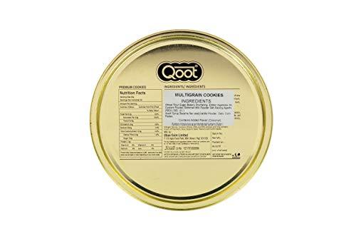 Qoot Good Health Multigrain Cookies ( Hand Made ), 400 Grams