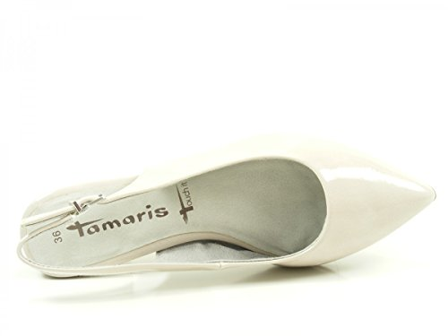 Tamaris 1-29402-28-952 Calzature Donna Sandali Sling Grau