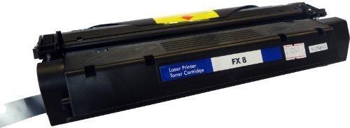 Bubprint Toner kompatibel für Canon FX8 FX-8 8955A001 für Fax L380 L380S L390 L400 Laser Class 510 PC-D320 PC-D340 3.500 Seiten Schwarz / Black