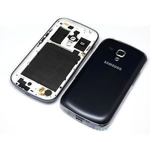 Planet Replacement Housing Body Panel Cover for Samsung Galaxy S Duos S7562 - Black  available at amazon for Rs.590