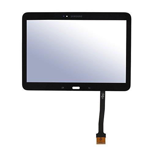 galaxy tab 4 display Frontglas Display Touchscreen Ersatzglas mit Digitizer und Werkzeug für Samsung Galaxy Tab 4 T530 T531 T535 (10,1 Zoll) Schwarz