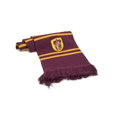 Harry Potter Schal Gryffindor Slytherin. 190cm - Cuir Dor , Ultra Soft Qualität (Gryffindor) (Harry Schal-gryffindor Potter)