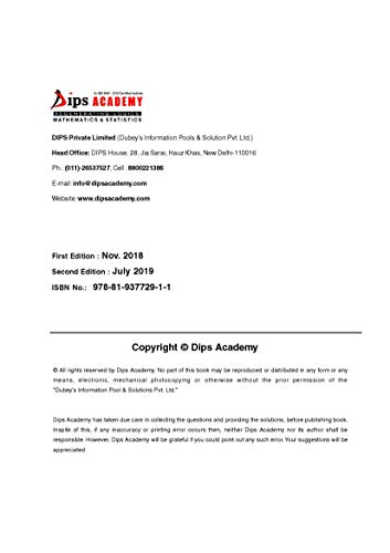 CSIR NET Mathematics Solution Book | Volume-1 (Pure Mathematics) | 15 Solved Papers 2011-2018
