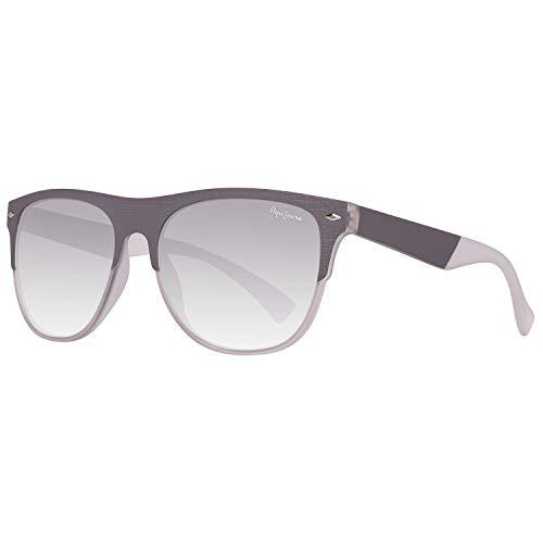 Pepe Jeans Herren PJ7295C256 Sonnenbrille, Grau (Grey), 56