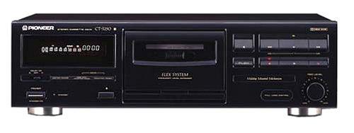 Pioneer CT-S-250 Kassettendeck schwarz