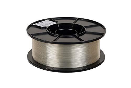JANBEX PETG Filament 1,75 mm 1kg Rolle für 3D Drucker oder Stift in Vakuumverpackung