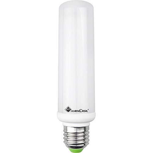 MARINO CRISTAL 21312 PRO T38LED 13W 3000°K E27 LED DIMMBAR EPISTAR 1400lm 150mm x 38mm -