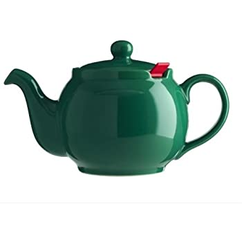 London Teapot Company-Chatsford 6-Cup Teapot with One Red Filter, Green