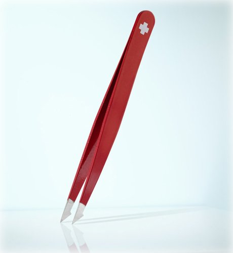rubis-combination-tweezers-red-with-swiss-cross