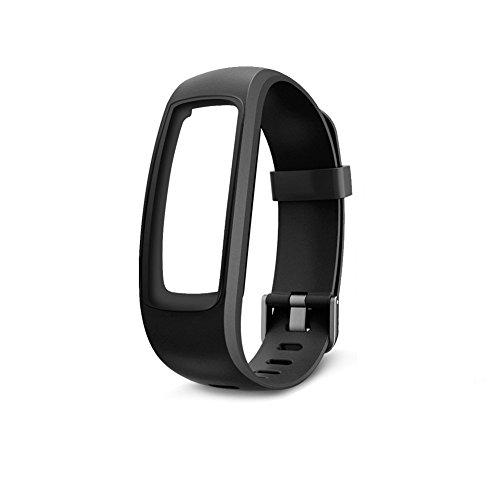 OMNiXTM ID107 Plus HR Strap (Black)