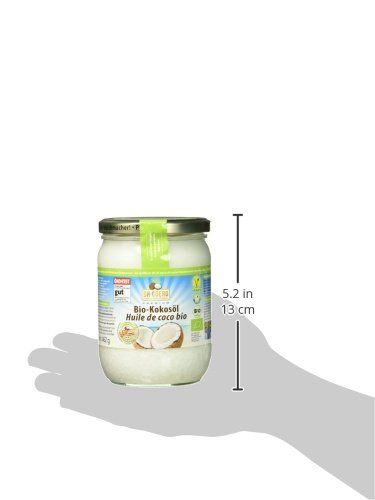 Dr. Goerg Premium Bio-Kokosöl 500 ml - 5