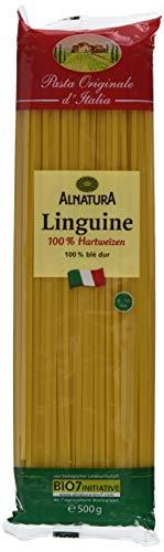 Alnatura Bio Nudeln Linguine, 500 g