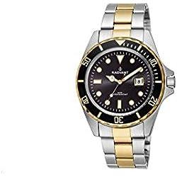 Reloj Radiant hombre New Navy Steel RA410205