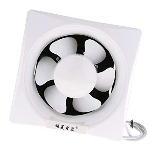 B Blesiya Kühlventilator Lüfter für Inkubator Eier Brutmaschine - Weiß S