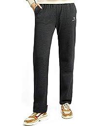 5b4bb14b3c450 CAMEL CROWN Pantalons de survêtement Femmes Pantalons de Jogging légers  Pantalon de Course en Coton Pantalon de Sport élastique…