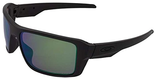 Oakley Double Edge Matte Black Prizm Maritime Polarized