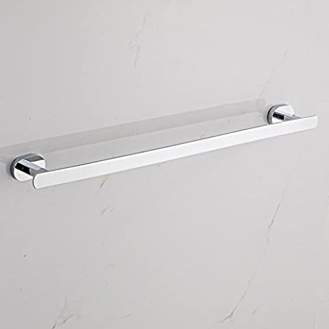 The hotel villa special for solid copper towel rack single rod