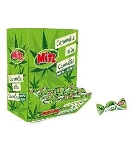 Caramelle alla Cannabis 100% legale