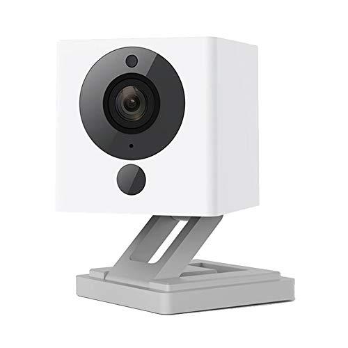 Xiaomi 1080P Camera HD Sistema di telecamere IP di sicurezza, wireless con auto-Cruise, con Motion Tracker, Videocamera Sorveglianza con Audio Bidirezionale per Android iOS