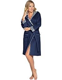 Italian Fashion IF Bata en Algodón Mujer 194R