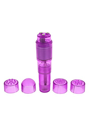 Rocket Vibrator purple (Pocket-rocket Mini-massager)