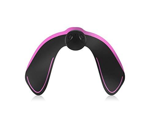 UNEEDIT Elettrostimolatore Hips Elettronico Trainer Natica, EMS Stimolatore Hips Muscolare, Ricarica USB Casa Ab Toner Per gli uomini le donne Smart Body Building Modellatura dell'anca