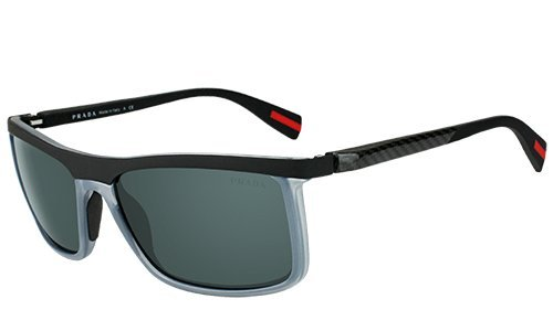 PRADA-SPORT-Sunglasses-PS-51PS-ROT1A1-Grey-Shiny-58MM
