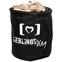 Lieblingsding Bolsa para pinzas de la ropa, con cinturón para colgar, Family Size