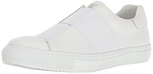 trap Slip on Herren Sneaker Weiß (Armani Jeans Herren Jeans)