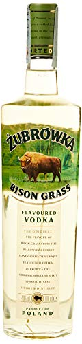 Zubrowka Vodka Bison Grass - 0.7 L