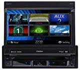 Clarion NZ502E - DVD-Multimedia-Station mit 7'-Touchpanel-Steuerung und integrierter Navigation