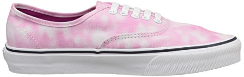 Vans Authentic, Sneakers Basses Mixte Adulte Rose (Tie Dye/Rose Violet)